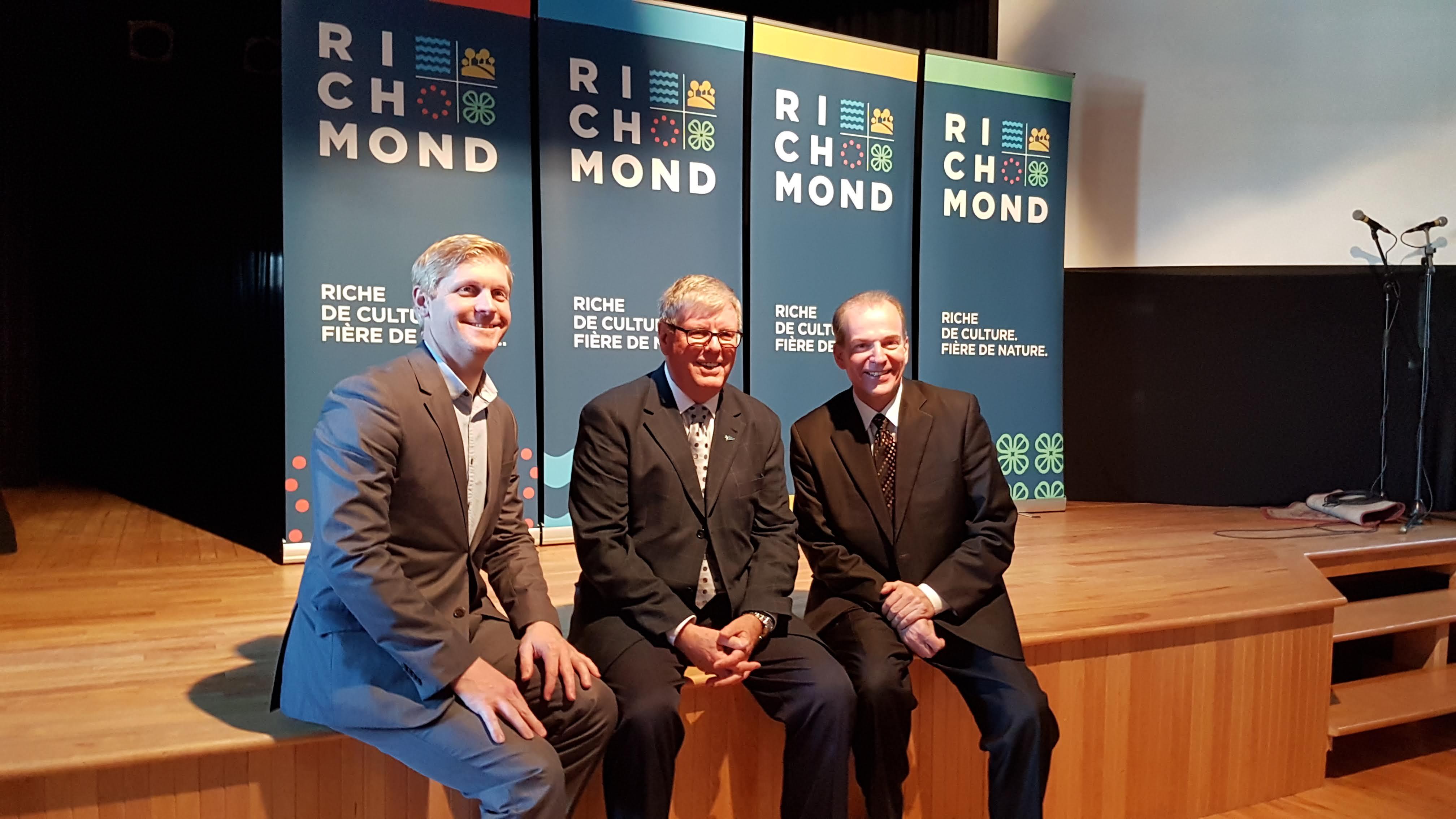 Nouvelle image pour la Ville de Richmond