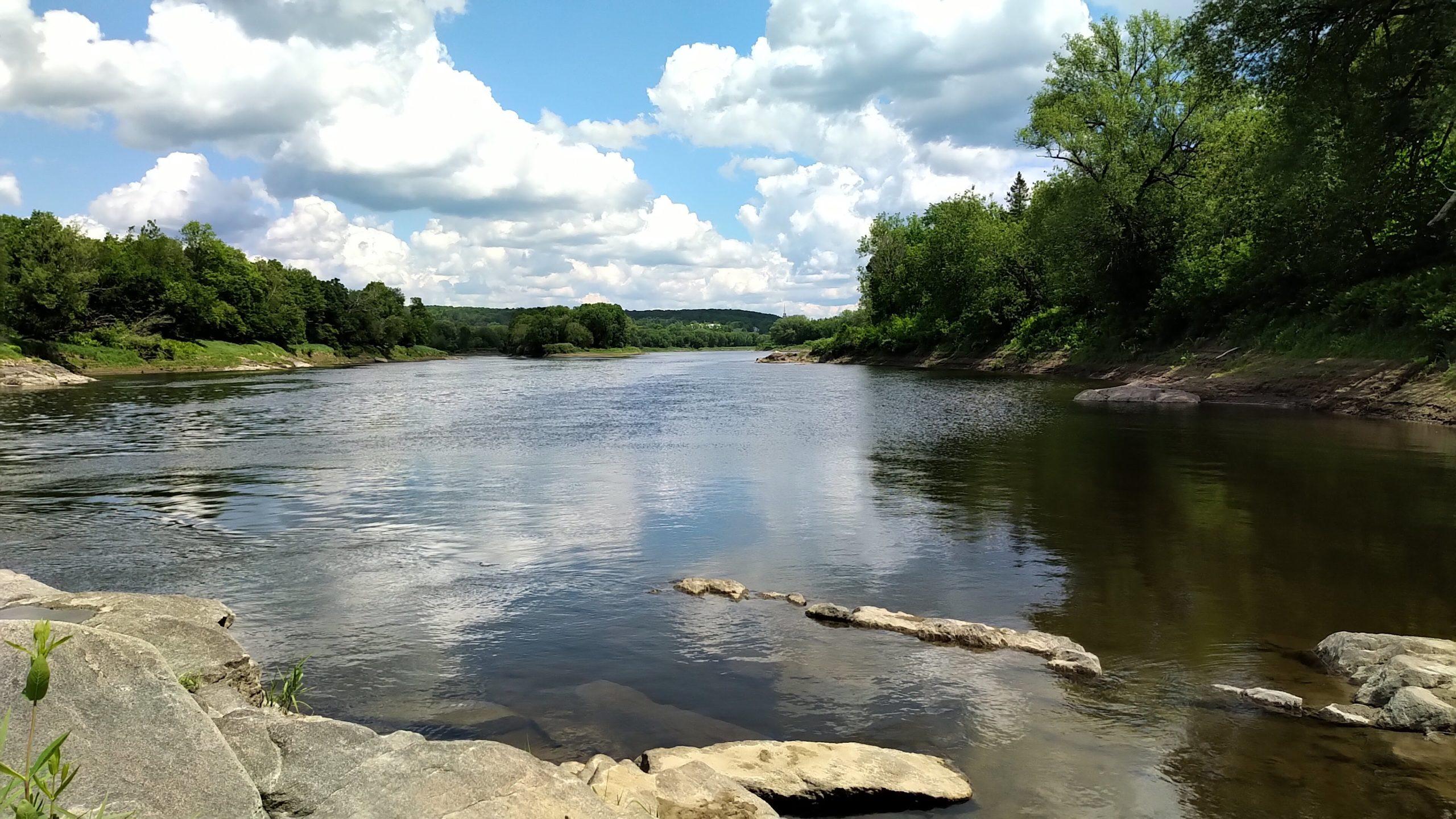 (Français) La rivière Saint-François se refait une beauté à Richmond