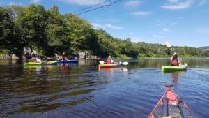 (Français) La rivière Saint-François plus populaire et  plus sécuritaire que jamais!