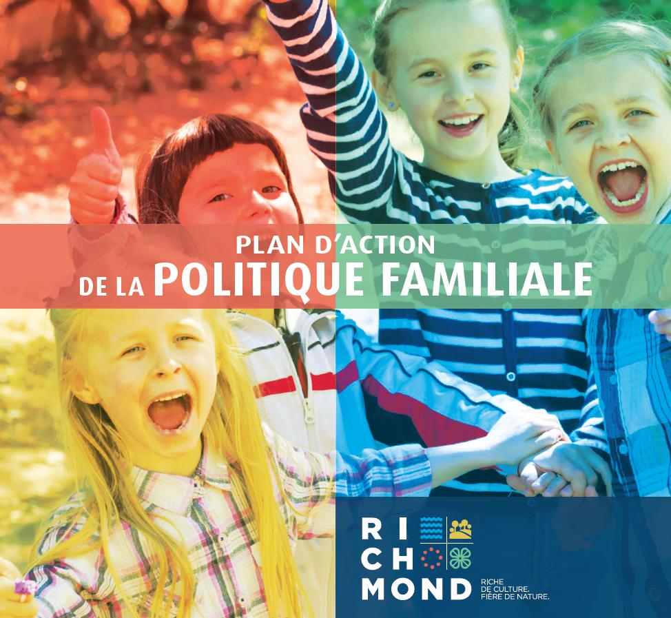Lancement de la politique familiale